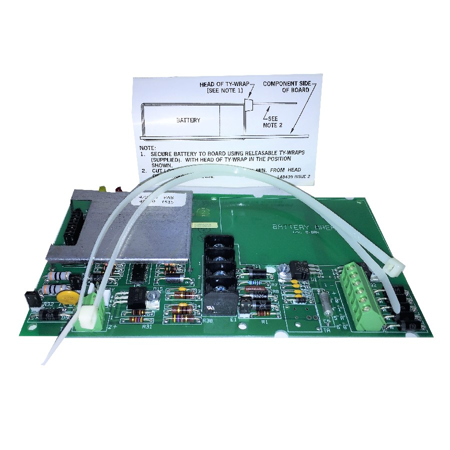 Patriot American Solutions 472270   ACCESS CONTROL INTERFACE UNIT