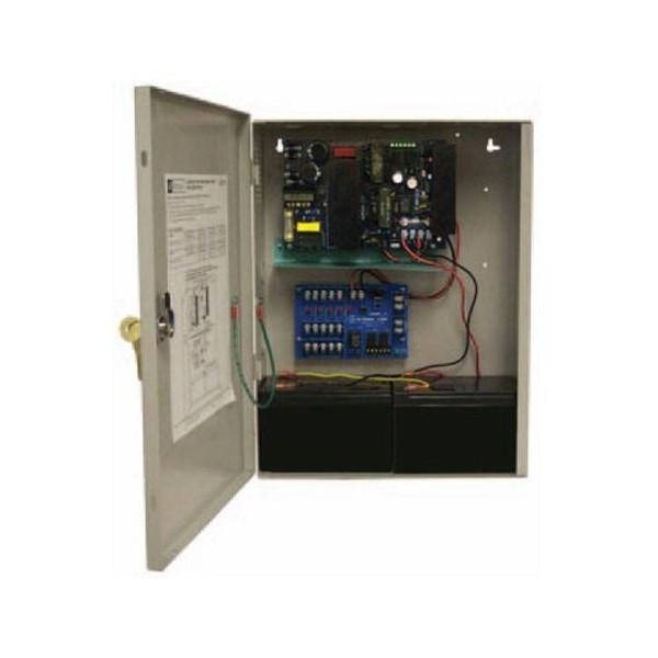 Altronix AL1024ULM | ACCESS/FIRE PWR SPLY, 24VDC @ 10A, 5 PTC