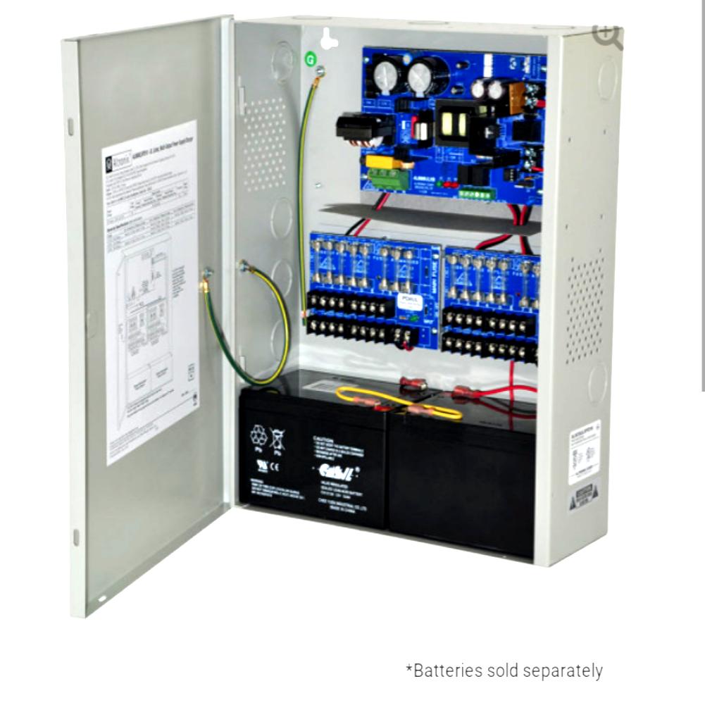 Altronix AL600ULXPD16   12VDC OR 24VDC @6AMP UL FIRE