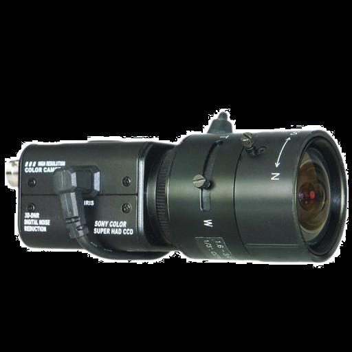 Tyco CFHW1634UB | CAM COL MINI WDR 1.6-3.4MM BLK