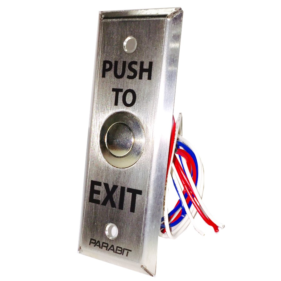 Parabit Systems DH-XBTN-N | EXIT BUTTON WITH NARROW PLATE