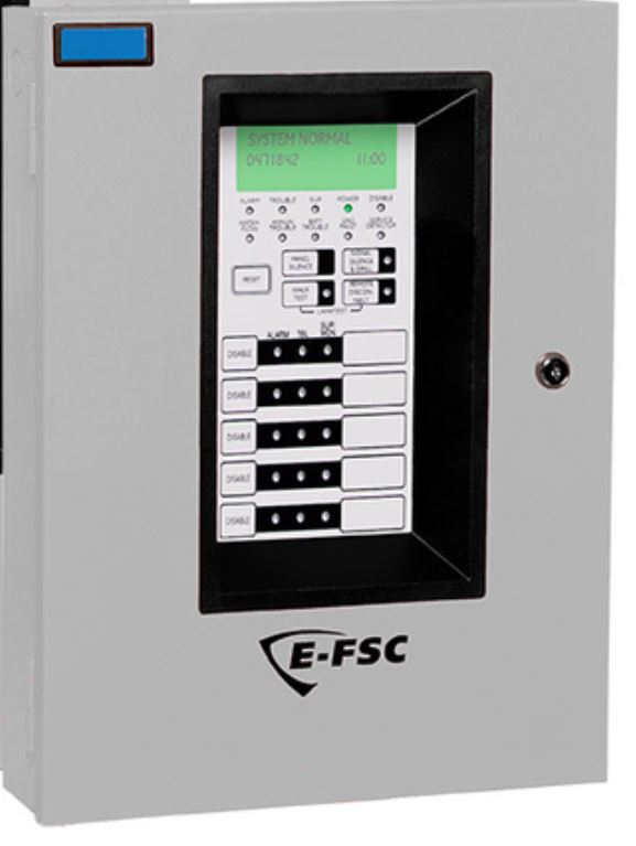 Edwards Signaling FSP302G | Fireshield Plus Fire Alarm Control Panel - 3 Zone - Gray