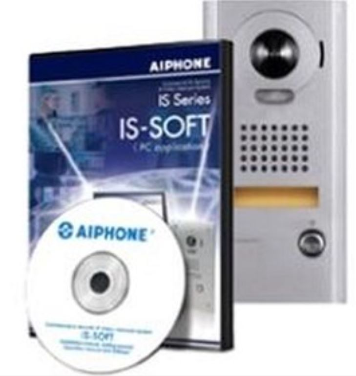 Aiphone ISS-IPSWDV | PC BOXED SET IS-IPDV/IS-SOFT