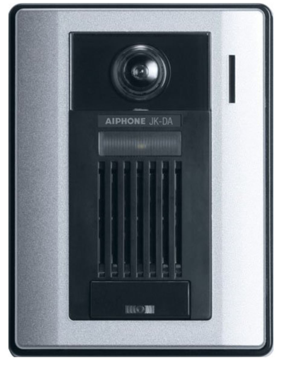 Aiphone JK-DA | Surface-Mount Audio/Video Door Station for JK Series Intercom System