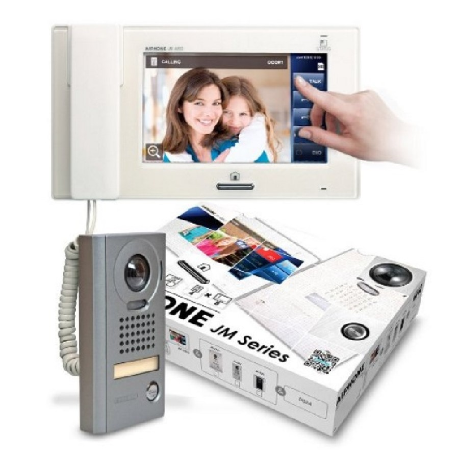 Aiphone JMS-4AEDV | 4 X 8 COLOR VIDEO SET