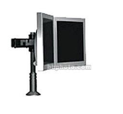 Middle Atlantic Products. LD-M2X1 | SINGLE LCD MOUNT/DESK 2H X 2V