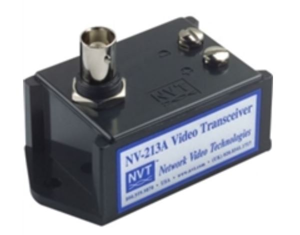 Network Video Technologies NV-213A-M | Passive Video Transceiver