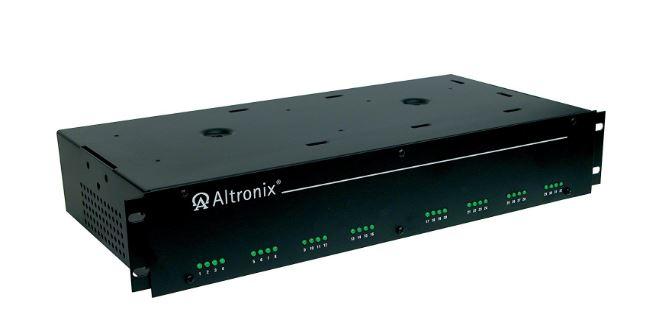 Altronix R2432600UL | CCTV AC RACK MNT 32 OP P/S