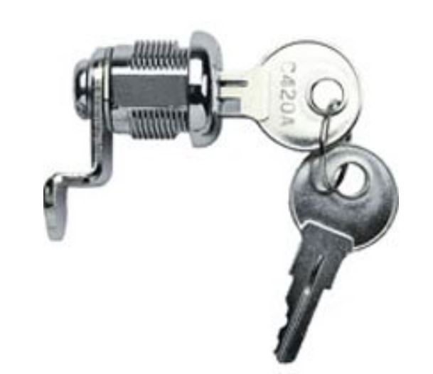 Middle Atlantic Products. SRD-KEY | KEYS FOR REAR DOOR