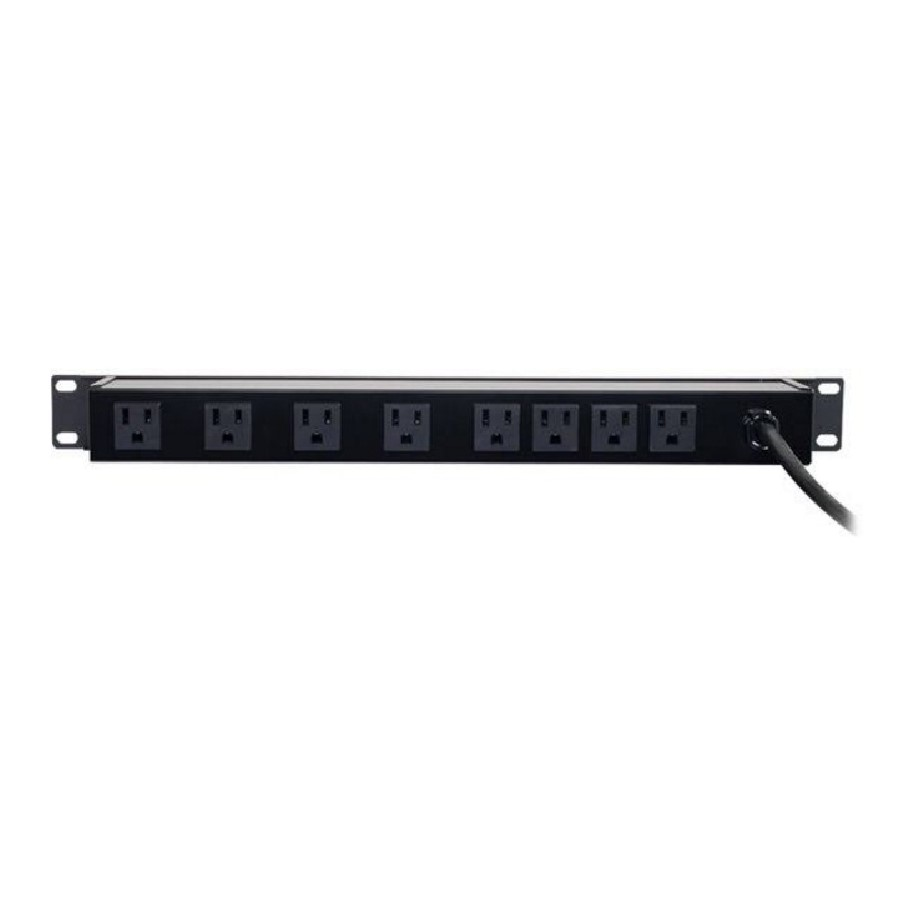Winsted Corporation 98708 | 8 OUTLET RK MNT POWER PANEL