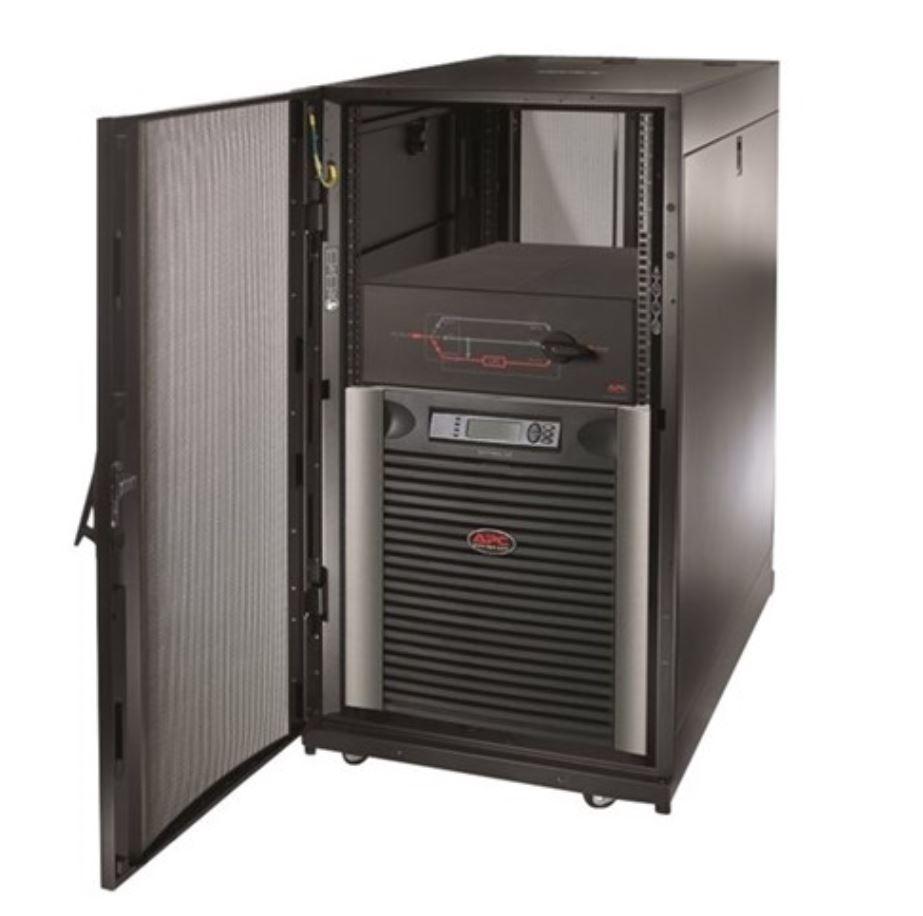 APC SX24U | NetShelter SX 24U 600mm x 1070mm Deep Enclosure