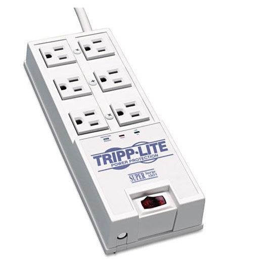 TrippLite TC-TR6 | SURGE SPECLTY 6 OUTLETS