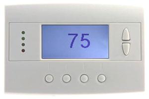 RCS Technology TZ43   TZ43 Z-Wave Thermostat