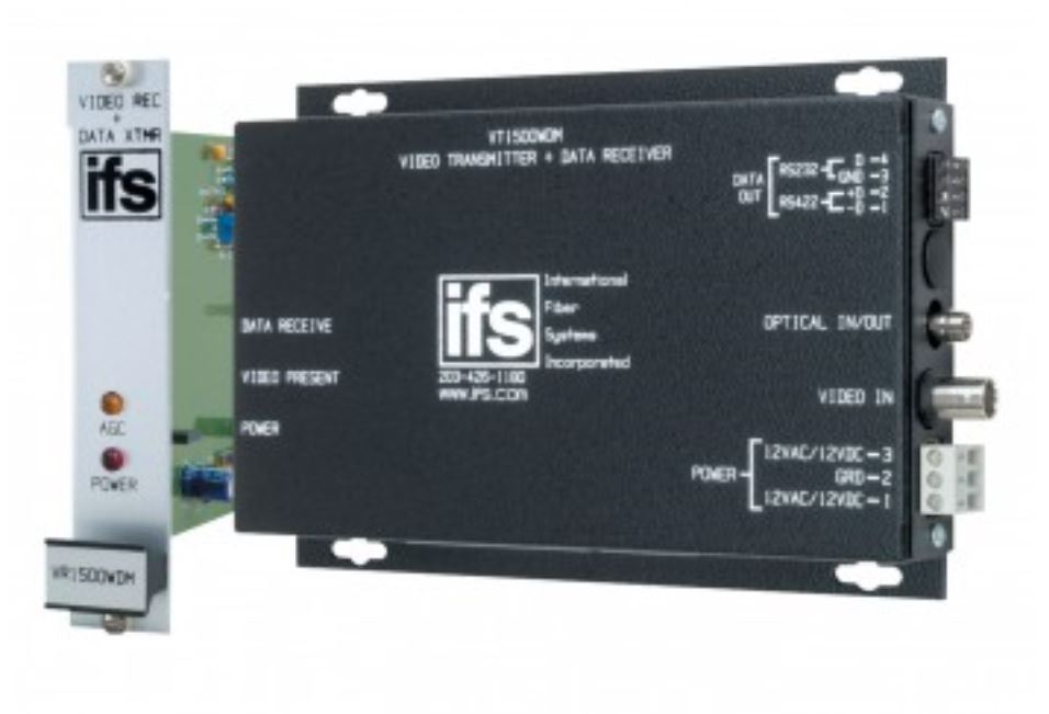 Interlogix VR1500WDM | MM D (PTZ OR SYNC) 1300 VID 85