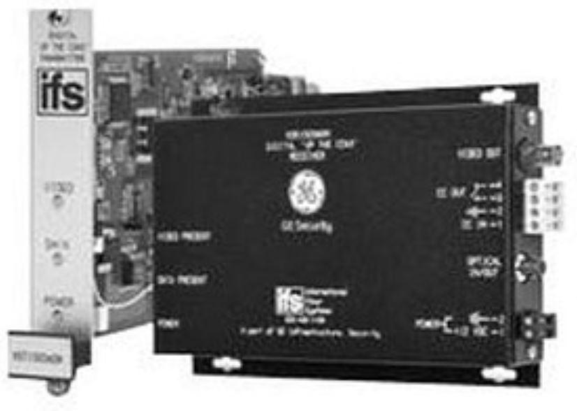 UTC VR1505WDM | MM D 850 VID 850, 1 FIBER (UP